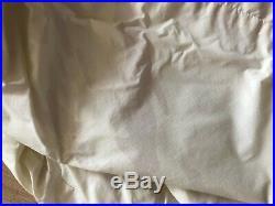 6876 Maharishi MHI White Capandula Size Large Very Rare