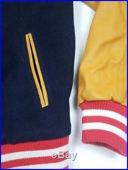 Akoo Mens Leatherman Jacket 771-9403 Very Rare 100% Authentic Sample 1 Of 1