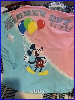 Best Disney Day Spirit Jersey D23 2019 HTF Very Rare