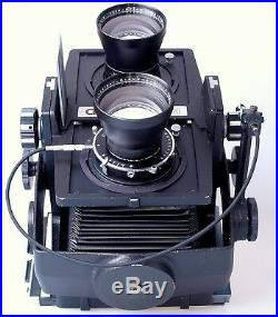 Cambo TWR 54 large format camera. Very rare to find in good condition