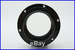 Carl Zeiss 165mm f2.7 Tessar 16.5cm/2.7 Large Format Barrel Lens++FAST+VERY RARE