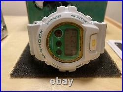 Casio G Shock DW-6900LRG-8CR Time is Money'Panda' LRG. Very rare. One of 100