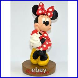 Disneyland Paris Mickey and Minnie Large Figure Set Very Rare New N1361