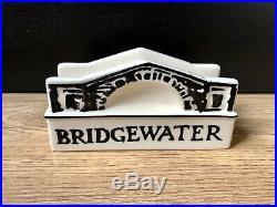 Emma Bridgewater Black Toast Display Large Silent Salesman Very Rare
