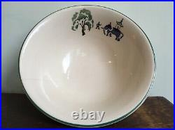 Emma Bridgewater Elephants Large Salad Bowl Very Rare & Collectible