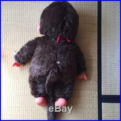 Extra Large Monchhichi Plush Doll Size 70cm Big Vintage Item Very Rare Sekiguchi