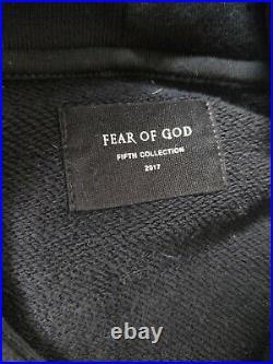 Fear Of God x Warren Lotas Heavy Terry Everyday Hoody VERY RARE Gold Bar