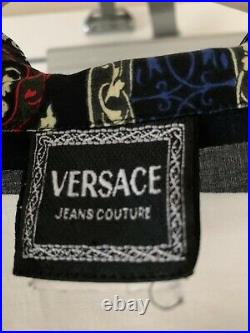 Gianni Versace Vintage shirt. Very rare, made in 1990