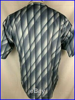 Hearts Football Shirt 1990-91 Away (Very Good) L Soccer Jersey Top Vintage Rare