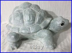 Isabel Bloom VERY RARE 2007 Large Tortoise Sculpture