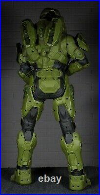 Jakks Halo 4/5 Master Chief Figure (VERY LARGE 68cm) Rare & Hard To Find