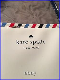 Kate Spade New York Very Rare Par Avion Via Air Mail Large Tote Bag