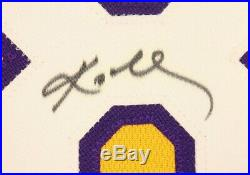 Kobe Bryant Autograph Signed Jersey La Lakers 8 Limited 5/30 Very Rare (dr)