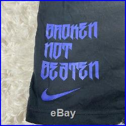 Kobe Bryant Shirt Skeleton 5 Rings Size L Large FREE SHIPPING Very Rare Mamba