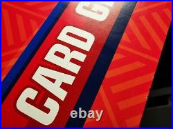 Large Pokemon Card Shop Display Sign Very Rare (Official TCG)