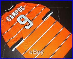 MLS LA Galaxy Nike 1997 Jorge Campos Orange Goalie Soccer Jersey Very Rare