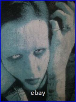 Marilyn Manson Antichrist Superstar Shirt LARGE Very Rare, HTF Vintage