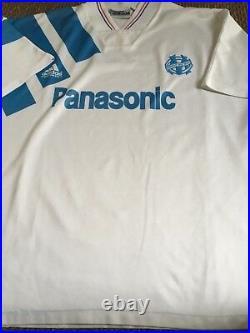 Marseille 1991-92 Home(very Rare)