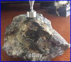 Martian Nakhla Meteorite 667 gram Very Rare Large Found in NEA. Nakhlite Type