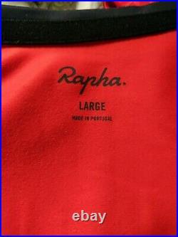 NEW Rapha Pro Team Colourburn Aero Cycling Jersey Men's sz Large VERY RARE
