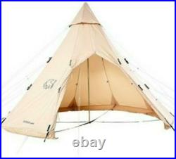 NORDISK SIOUX 400 8-10persons tent very rare
