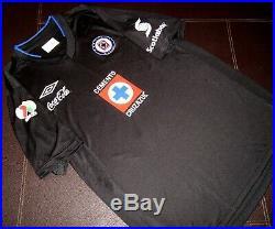 NWT Cruz Azul Umbro 2013 Chaco Gimenez Third Soccer Jersey Very Rare