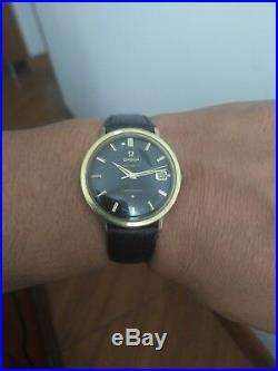 Omega Constellation PIE PAN Automatic Very Rare Large Zize 168.004 Cal561 COSC