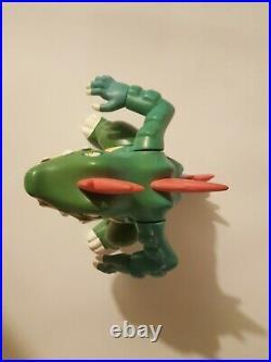Pokemon Feraligator 2001 Hasbro Electronic Combat Figure Works Vintage Very Rare