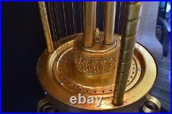 Rare Very Large Antique Vintage 1960s' Oil Rain Floor Lamp