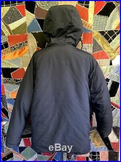 Rare WIGGY'S BAG Alaska Parka jacket VERY WARM Mens EXTRA LARGE XL