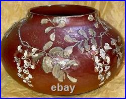 Rookwood Pottery Very Rarely Seen Large, Antique, Arts/crafts Vase From 1883