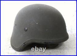Russian Kirasa BSh-E Ballistic helmet Paratroop version, Large VERY RARE Czech