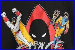SPACE GHOST CARTOON NETWORK ADULT SWIM VTG SHIRT L Very Rare Hanna-Barbera