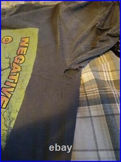 Type o negative Shirt After Dark Very Rare Blue Grape Shirt