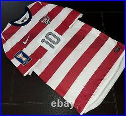 USA Nike Gold Cup 2013 Landon Donovan Waldo Edition Soccer Jersey Very Rare