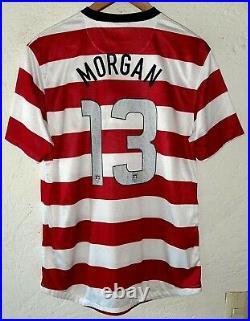USA Nike Womens 2012 Alex Morgan Waldo Edition Soccer Jersey Very Rare