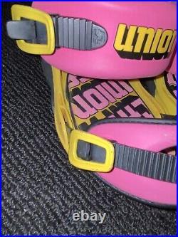 Union x Capita Ultrafear 2 Snowboard Bindings (M/L) VERY RARE