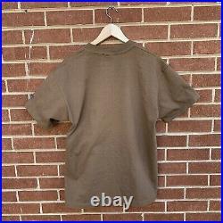 VERY RARE 1994 Vintage Hook Ups Skateboards T Shirt Anvil Tag Size Large