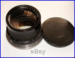 VERY RARE Carl Zeiss Jena Apo-Tessar 9/750 75cm 19 Large Format 40x60cm