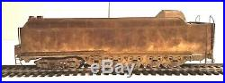 VERY RARE KTM MAX GRAY NIAGARA O Scale Large Brass 2 Rail Tender ONLY