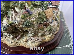 VERY RARE Lilliput Lane, Beside The Seaside, Limited Edition, Large COLLECTABLE