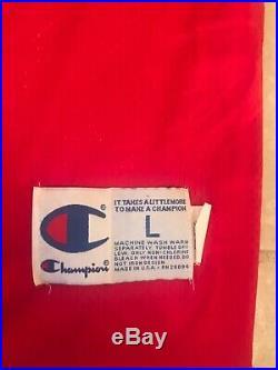 VERY RARE Michael Jordan Chicago BULLS Champion #23 80s Practice Jersey Vintage