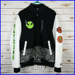 VERY RARE NIKE Air Area 72 Rayguns Destroyer Jacket Aliens Men's Large