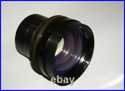 VERY RARE OF233M OF-233 12.5 F=21 cm WORLD'S FASTEST LARGE FORMAT LENS FOR 5x7