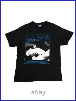 VERY RARE Vintage Blue Velvet Movie Shirt David Lynch