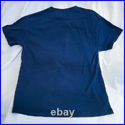 Very Good Authentic Vintage Handmaid May Blue Shirt Plug & Play Large RARE 2000
