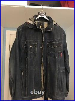 Very Rare Burton LTD Grail Gore-Tex Denim Jacket, Size L