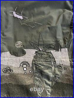 Very Rare Futura 2000 Maharishi Army Jacket