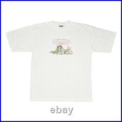 Very Rare Original 2002 Chobits Anime Clamp Kodansha Promo T Shirt. Mens Large