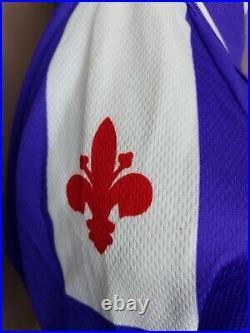 Very Rare Original Fiorentina 1998-1999 Home Shirt Large Men's Authentic Vintage